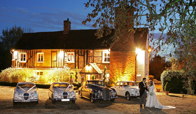 Newland Hall Wedding Venue in Essex