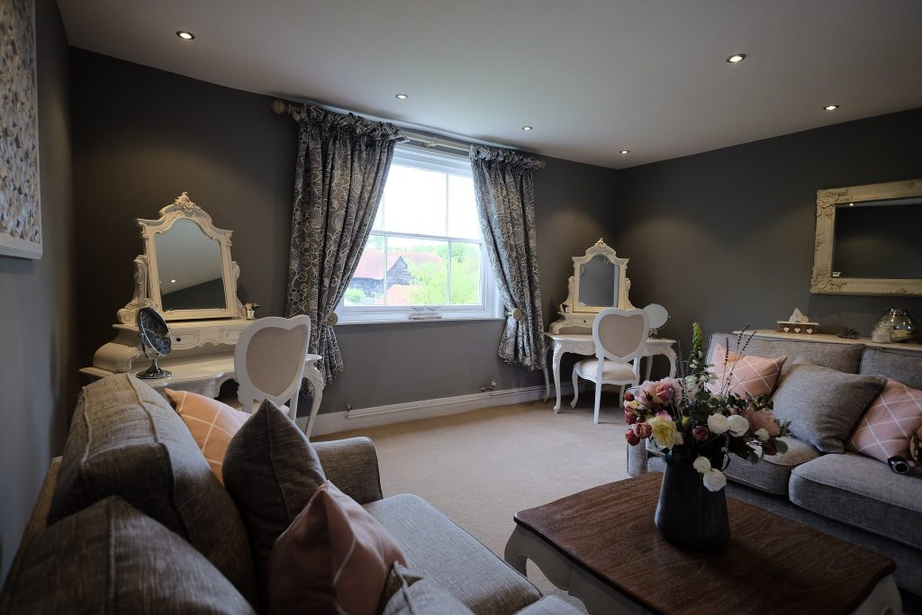 Bridal Suite at Wedding Venue Chelmsford
