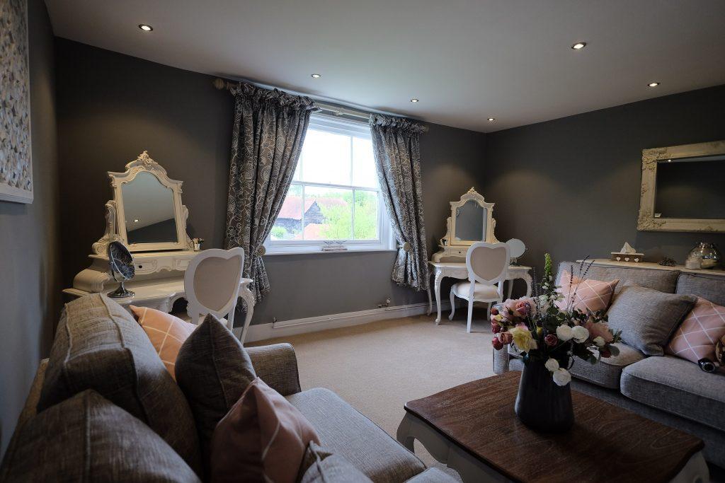 Bridal Suite at Wedding Venue Chelmsford