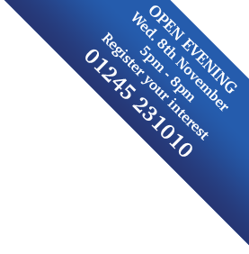 8th Nov. Open evening