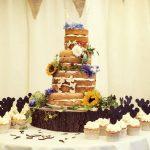 Wedding Cake No Icing