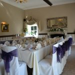 Large Table Decorated
