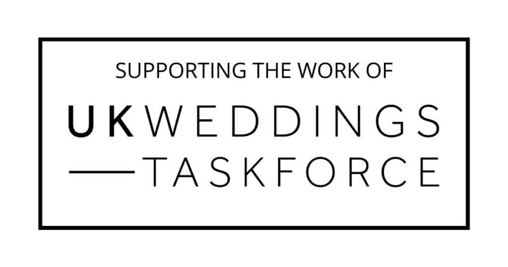 UK weddings taskforce